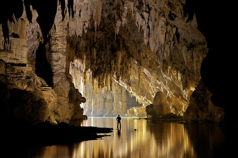 Amazing photographs of huge cave systems in Thailand - | Strange days indeed... | Scoop.it