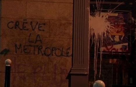 Incidents et dégradations à Rennes après une manifestation anti-Notre-Dame-des-Landes - leJDD.fr | Actualités écologie | Scoop.it