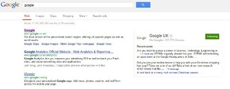 Why you need to use Google Author and Publisher tags | Web Design Phenomena | Scoop.it