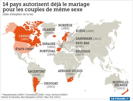 Le mariage homosexuel adopté par le Parlement   Management of sport   Scoop.it