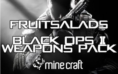 Black Ops 2 Weapons Pack for Flan's Mod 1.6.2   Minecraft 1.6.2 Mods   Scoop.it