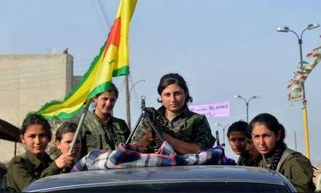 CNA: Un Estado kurdo en Siria, será tan fascista y títere como el narco-estado de Kosovo | La R-Evolución de ARMAK | Scoop.it