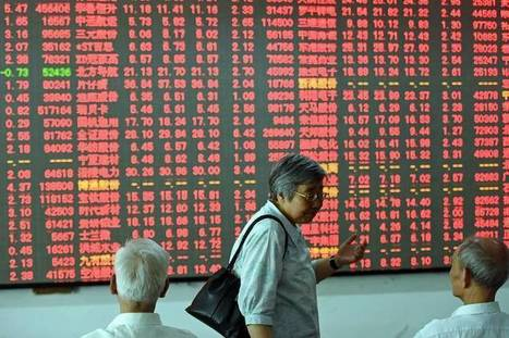 China's A Shares Are Getting Too Big to Ignore | International e-commerce | Scoop.it