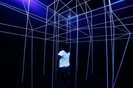 Arte cintilante do grupo Zero chega à Pinacoteca, em SP - 03/04/2014 - Ilustrada - Folha de S.Paulo | space | Scoop.it