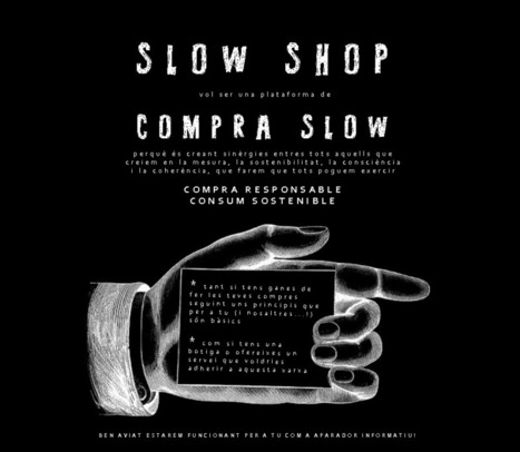 SLOW SHOP - Compra responsable , consum sostenible   Cistelles Ecològiques, Slow Food i Km0   Scoop.it