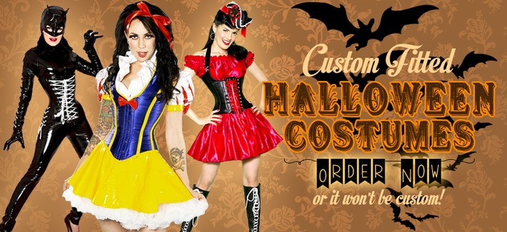 Halloween Corsets and Corset Costume Sale | Lingerie Love | Scoop.it