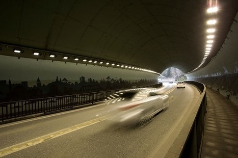 Istanbul's Major Road Tunnels Upgraded with LEDs from GE Lighting | LIGHTING-Innovation-Design | Scoop.it