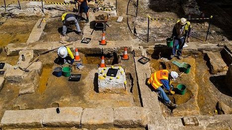 Digging up the secrets of the first white settlements in Sydney - ABC Sydney - Australian Broadcasting Corporation | Teaching history and archaeology to kids | Scoop.it