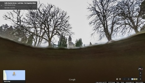Ahora puedes buscar al monstruo del Lago Ness con Google Street View | I didn't know it was impossible.. and I did it :-) - No sabia que era imposible.. y lo hice :-) | Scoop.it