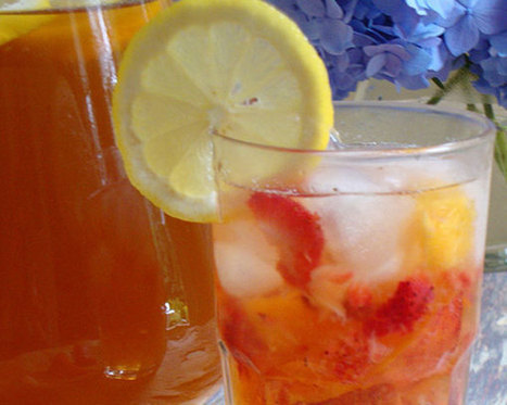 5 Healthy and Refreshing Iced Tea Recipes | Living Well Connections | Scoop.it