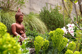 Soothe Your Spirit With a Buddha in the Garden | ReConnecting to Nature | Scoop.it