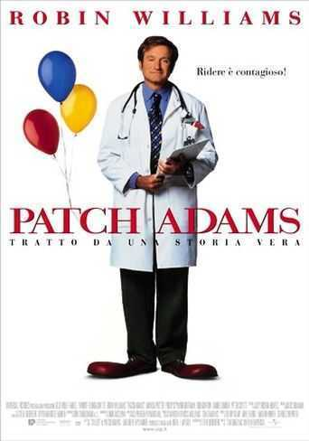 reaction paper patch adams Watch the 2nd segment from the movie patch adams and discuss the questions 1 describe the scene 2 what is his partner's reaction to his idea.