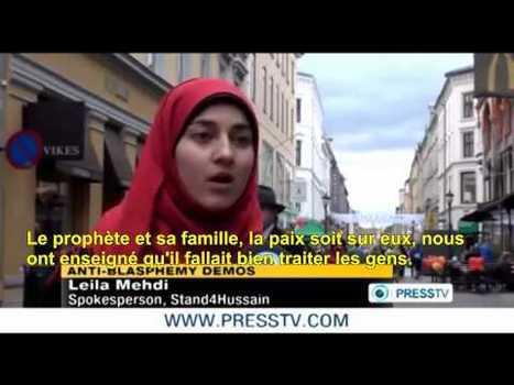Norvège, 'film anti-islam' : les musulmans occupent les rues d'Oslo | Democratic  Liberty | Scoop.it