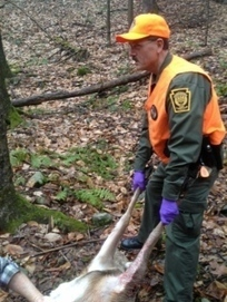 Hunter gives back to his sport as game warden - Standard Speaker | Sports Ethics: Roberts, D | Scoop.it