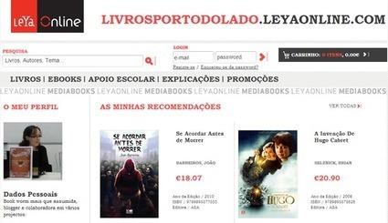 Livraria do blog no site Leya On-line - Livros por Todo Lado | BOOKS! books everywhere | Scoop.it