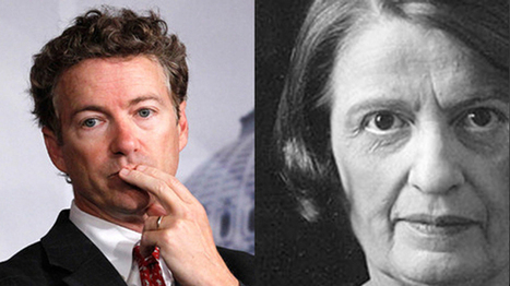 John Fugelsang on Rand Paul in Iowa: Fastest run by a libertarian 'since Ayn Rand left church' | Daily Crew | Scoop.it