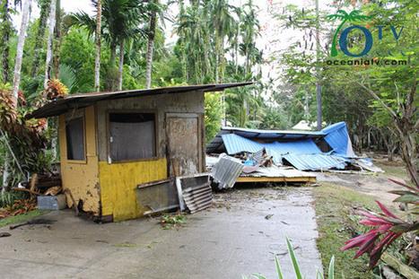 Palau Coastal Village in Ruins After Typhoon Bopha   Oceania ...   Ceania   Scoop.it