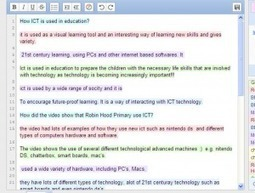 PrimaryPad. Traitement de texte collaboratif pour l'école - Les Outils Tice | Patrick ROYER - NETEC | Scoop.it