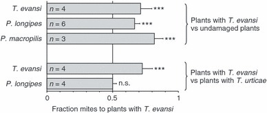 Ecology Letters: A herbivore that manipulates plant defence (2011) | Emerging Research in Plant Cell Biology | Scoop.it