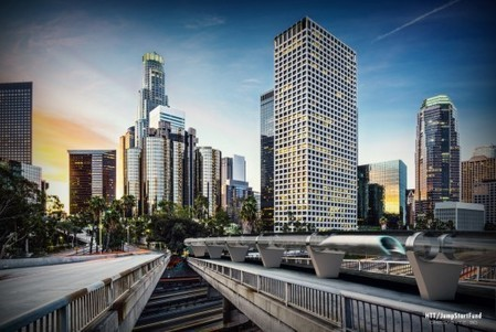 Elon Musk's Hyperloop takes a step closer to reality | Five Regions of the Future | Scoop.it