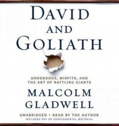 'David and Goliath: Underdogs, Misfits, and the Art of Battling With Giants' – HowEntrepreneur.com | Entrepreneurship | Scoop.it