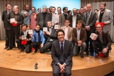Le meilleur du Web 2012 (version romande) homePad remporte 2 ... | innovations immobilières | Scoop.it
