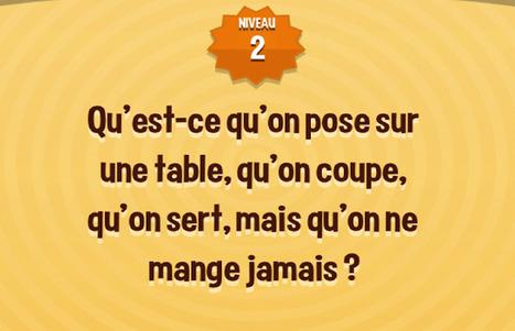 Devinettes - JeSuisCultive.com | mômes&ligne | Scoop.it