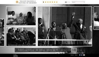 Exploren los archivos de Mandela en línea - El Blog Corporativo de Google para América Latina | A New Society, a new education! | Scoop.it