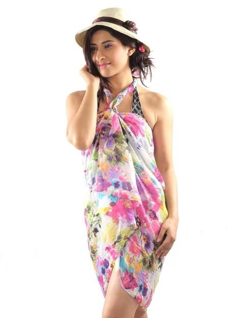 Buy Sarongs Online India - Beachwear Online for Women @ Rs 399 | Women Western,Ethnic Wear, Dresses, Tops, Skirts, Kurtis, Leggings with Best Deals- UPTOWNGALERIA | Scoop.it