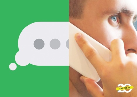 The Exact Moment When People Stopped Talking on the Phone | Social Media Marketing | Scoop.it