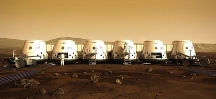 I'm Sending Four People to Mars for the Rest of Their Lives | VICE United States | Loki Mars Promotes | Scoop.it