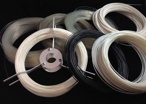 Proto-Pasta adds three new materials for your desktop 3D printer | 3D_Materials journal | Scoop.it