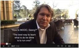 Georg Siemens gibt Tipps für die Organisation von MOOCs | Schaeffer | Massive Open Online Course | Mooc | Scoop.it