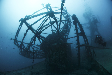 US Navy Clarifies Rules for Diving Sunken Military Vessels | DiverSync | Scoop.it