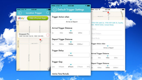 LIFTTT Adds Location to Your IFTTT Recipes | Tools You Can Use | Scoop.it