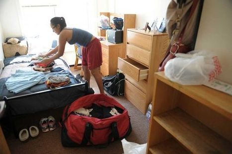 5 Ways to ease the shift from home to a dorm | Lifestyle and Health tips | Scoop.it