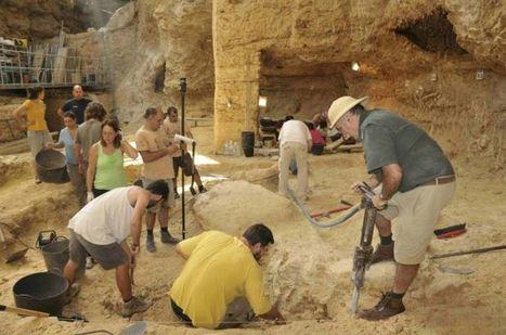 Descubren probables campamentos neandertales de corta duración en el Abric Romaní, en Capellades | Arqueología, Historia Antigua y Medieval - Archeology, Ancient and Medieval History byTerrae Antiqvae (Grupos) | Scoop.it