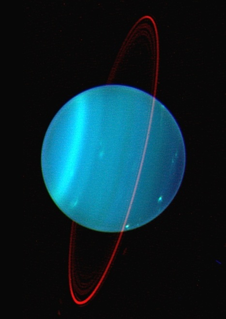 Missions Proposed to Explore Mysterious Tilted Planet Uranus | Space matters | Scoop.it