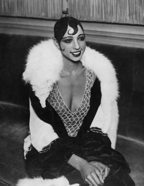 11 Timeless Style Lessons From Josephine Baker | Xposed | Scoop.it