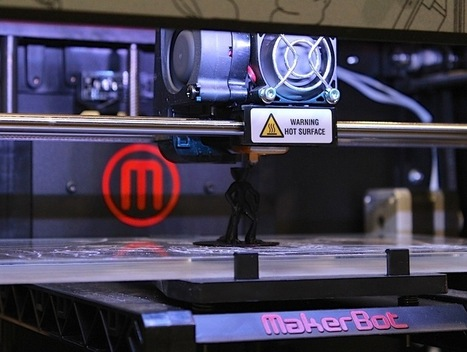3D printing poised on the edge of the mainstream (photo gallery) - VentureBeat | Machinimania | Scoop.it