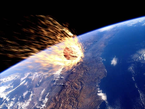 "SNP accused of ""wishing to flatten London"" as asteroid in near miss 