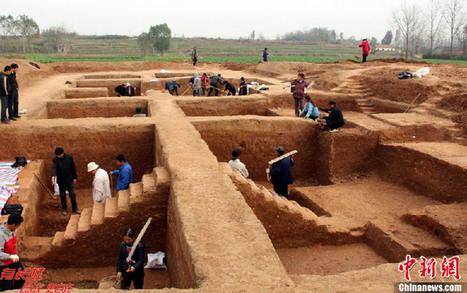 CHINE : Découverted'unancienvestigeculturelchinoisdanslaprovinceduHubei   World Neolithic   Scoop.it