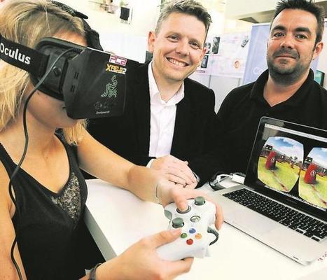 XField2 : le futur du jeu vidéo se construit à Toulouse | IOT Valley | Scoop.it