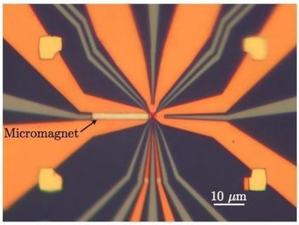 Quantum meets classical: Qubits with integrated micromagnet increase speed of quantum manipulation in silico   Amazing Science   Scoop.it