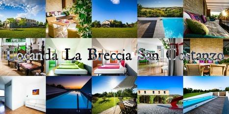 Best Le Marche Accommodations: Locanda La Breccia, San Costanzo | Le Marche Properties and Accommodation | Scoop.it