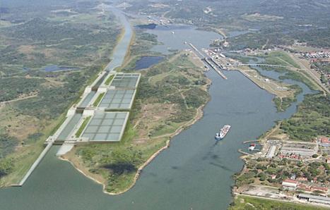 ¿CÓMO FUNCIONA EL CANAL DE PANAMÁ? | Web-On! Curiosidades | Scoop.it
