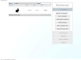 Educational Technology Guy: BlueHarvest - assessment, feedback, portfolio tool | The 21st Century | Scoop.it