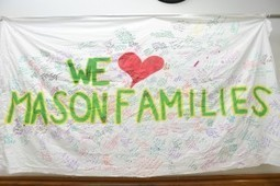We Are Family: Parents, Siblings Get in on the Act During Family Weekend | Giving to Mason | Scoop.it