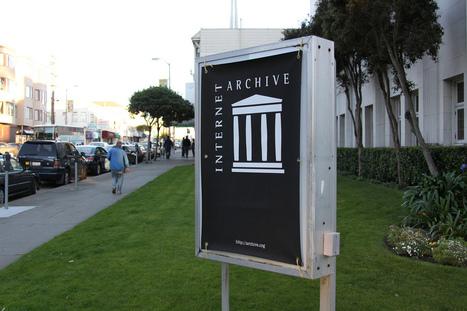 Internet Archive, documental para conocer la gran biblioteca de la red | Educación a Distancia y TIC | Scoop.it