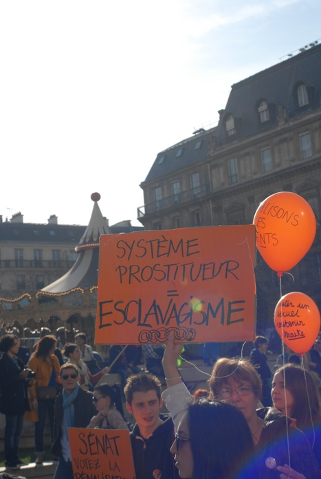 """Marc : """"la prostitution est une forme de suicide""""   Prostitution : 30 jours, 30 témoignages   Scoop.it"""
